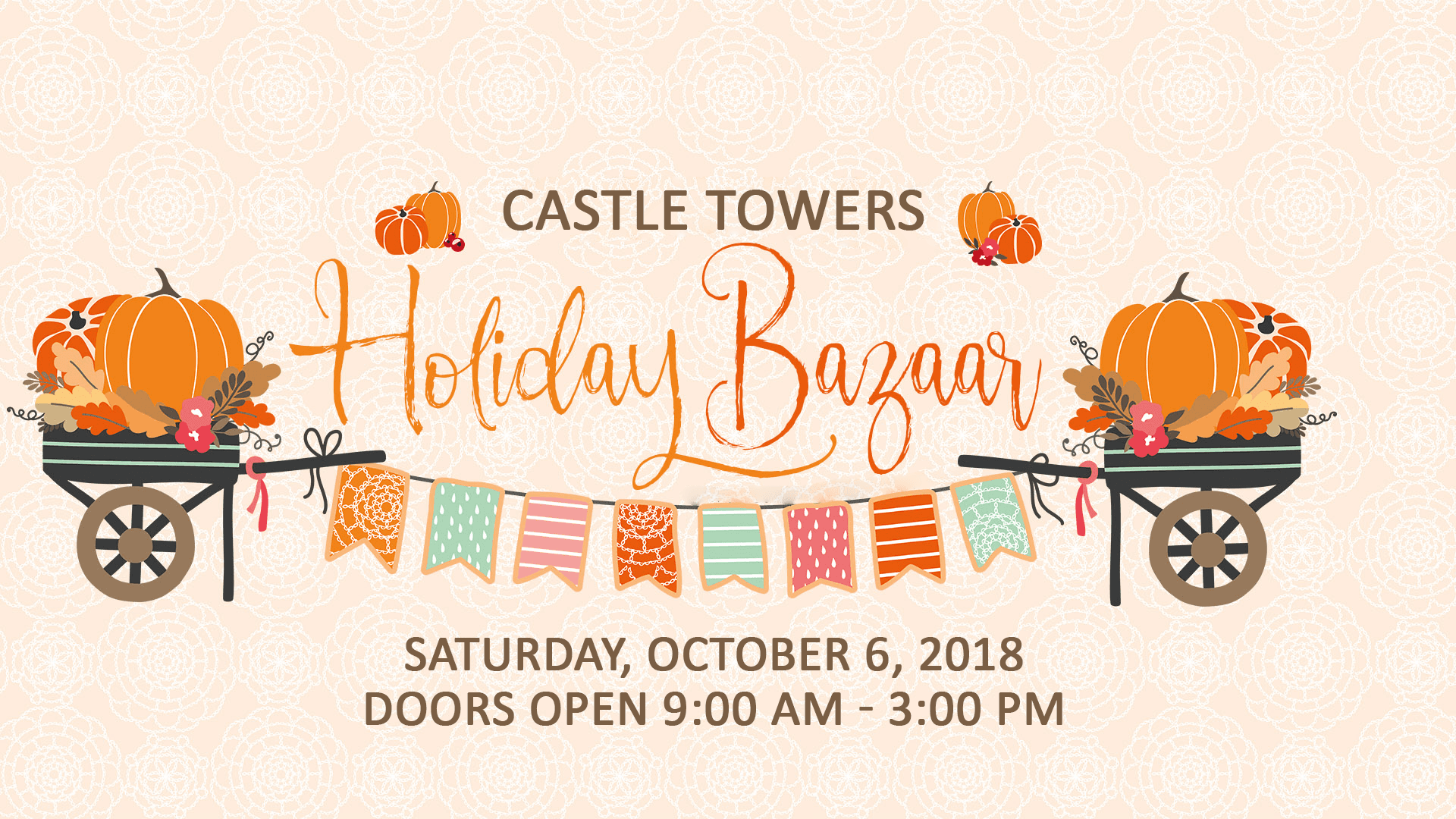 Castle Towers Bazaar