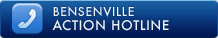 Bensenville Action Hotline